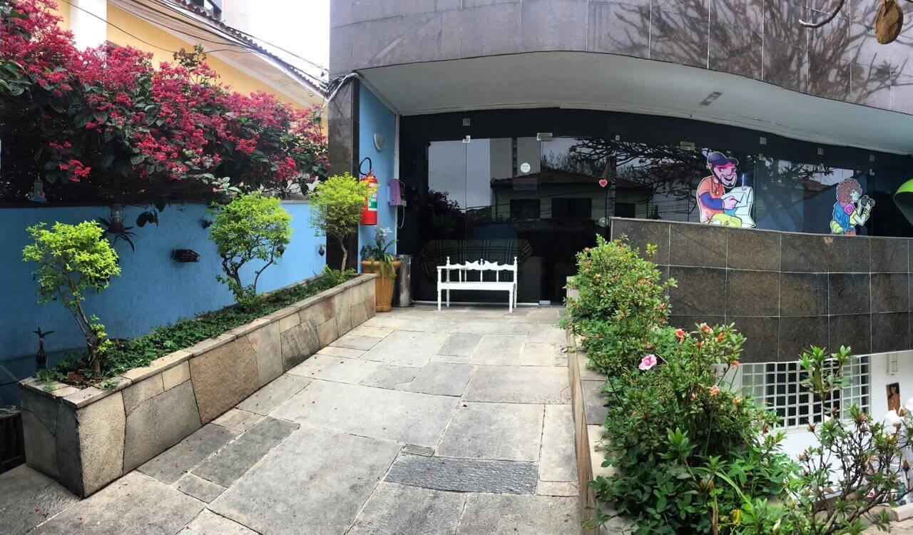 Praça Hostel Vila Mariana
